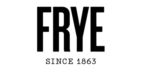 The Frye Company coupon