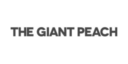 The Giant Peach coupon
