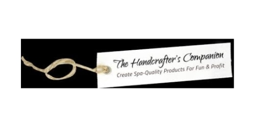 The Handcrafter's Companion coupon