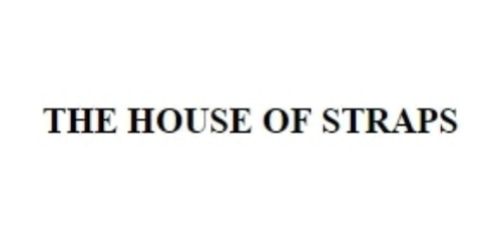 The House of Straps coupon