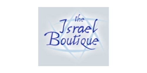 The Israel Boutique coupon