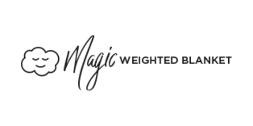 Magic Weighted Blanket coupon
