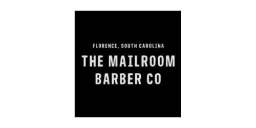 The Mailroom Barber Co coupon