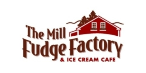 The Mill Fudge Factory coupon