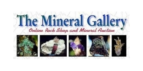 The Mineral Gallery coupon