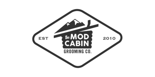 The Mod Cabin Grooming Co coupon