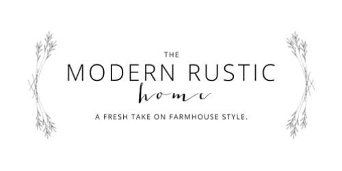 Modern Rustic Home coupon