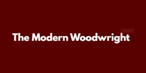 The Modern Woodwright coupon