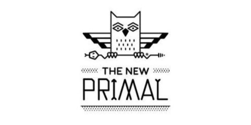 The New Primal coupon