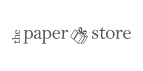 The Paper Store coupon
