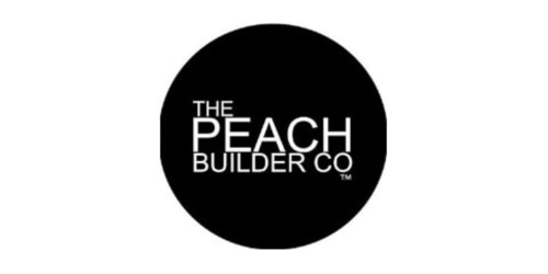 The Peach Builder coupon
