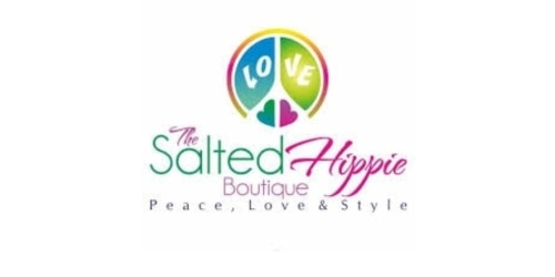 The Salted Hippie coupon