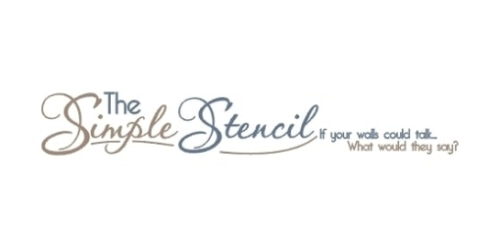 The Simple Stencil coupon