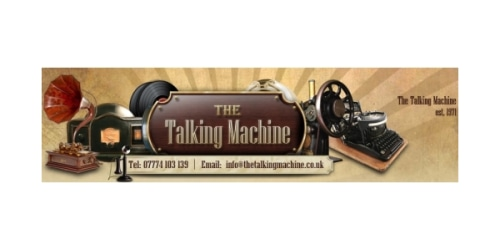 The Talking Machine coupon