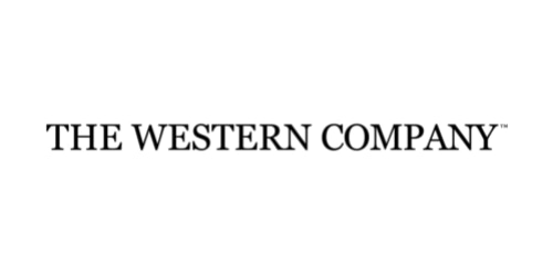 The Western Company coupon
