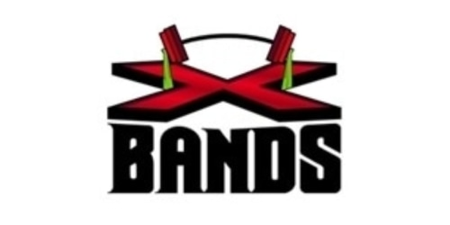 The X Bands coupon