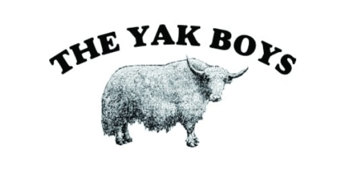 The Yak Boys coupon