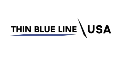 Thin Blue Line USA coupon