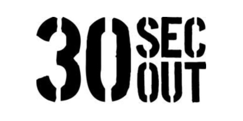 Thirty Seconds Out coupon
