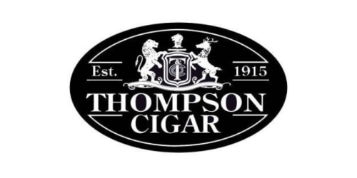 Thompson Cigar coupon