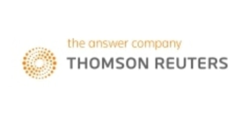 Thomson Reuters coupon