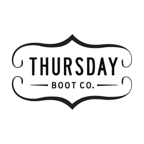 Thursday Boots Promo Codes | 80% Off in