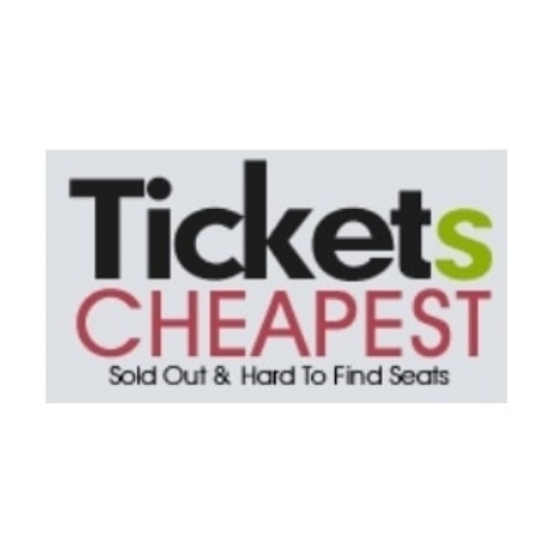 Tickets Cheapest