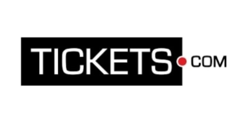 Tickets.com coupons