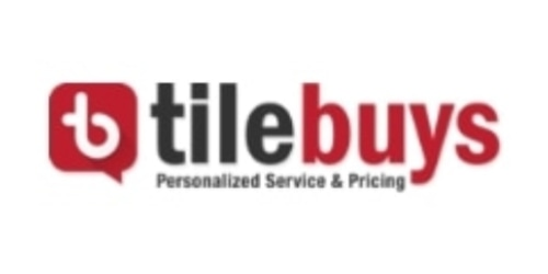 TileBuys coupon