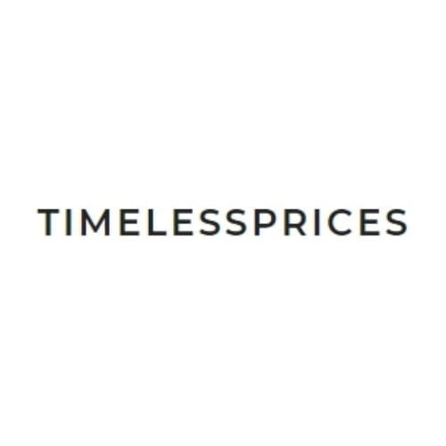 Timeless Prices