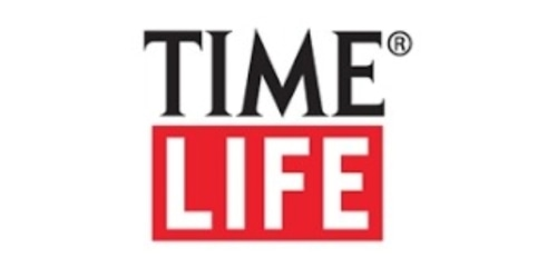 TimeLife coupon