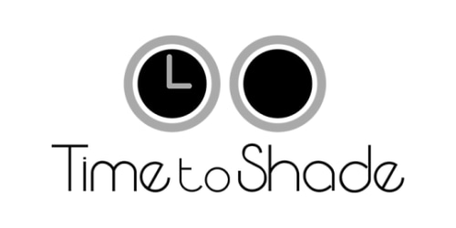 TimetoShade coupon