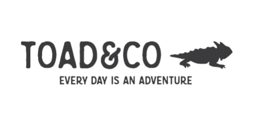 Toad & Co coupon