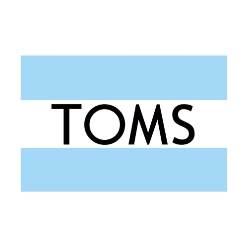 Does TOMS support coupon stacking? — Knoji
