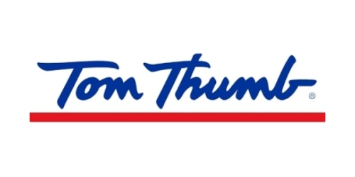 Tom Thumb coupon