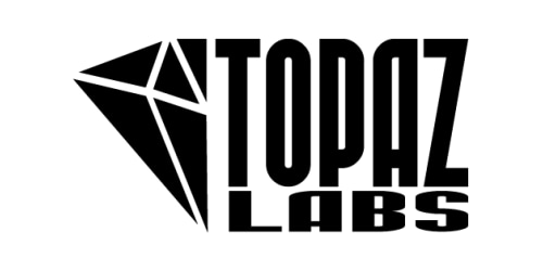 Topaz Labs coupon