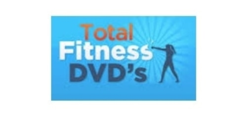 Total Fitness DVDs coupon