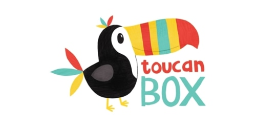 ToucanBox coupon
