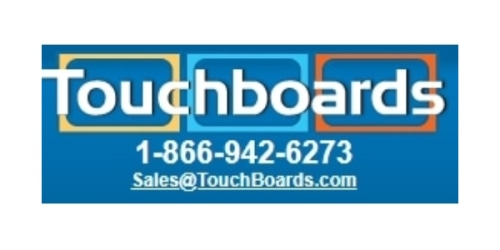 Touchboards coupon