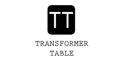 Transformer Table coupon