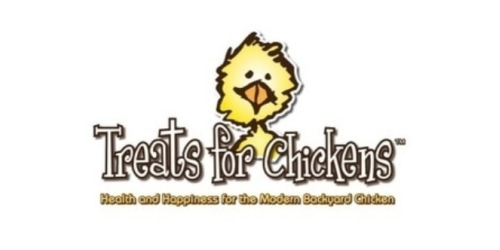 Treats For Chickens coupon
