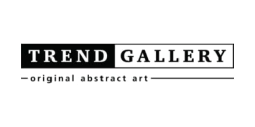 Trend Gallery coupon