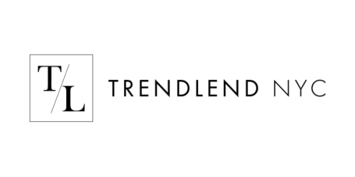 TrendlendNYC coupon