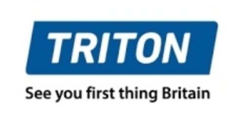 Triton Showers coupon