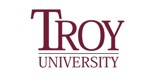 Troy University coupon
