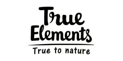 True Elements coupon