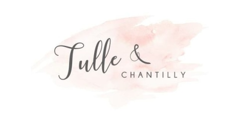 Tulle & Chantilly coupon