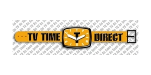 TV Time Direct coupon