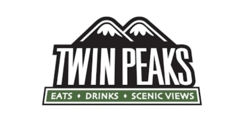 Twin Peaks Restaurant coupon