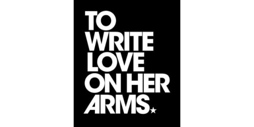 To Write Love On Her Arms coupon